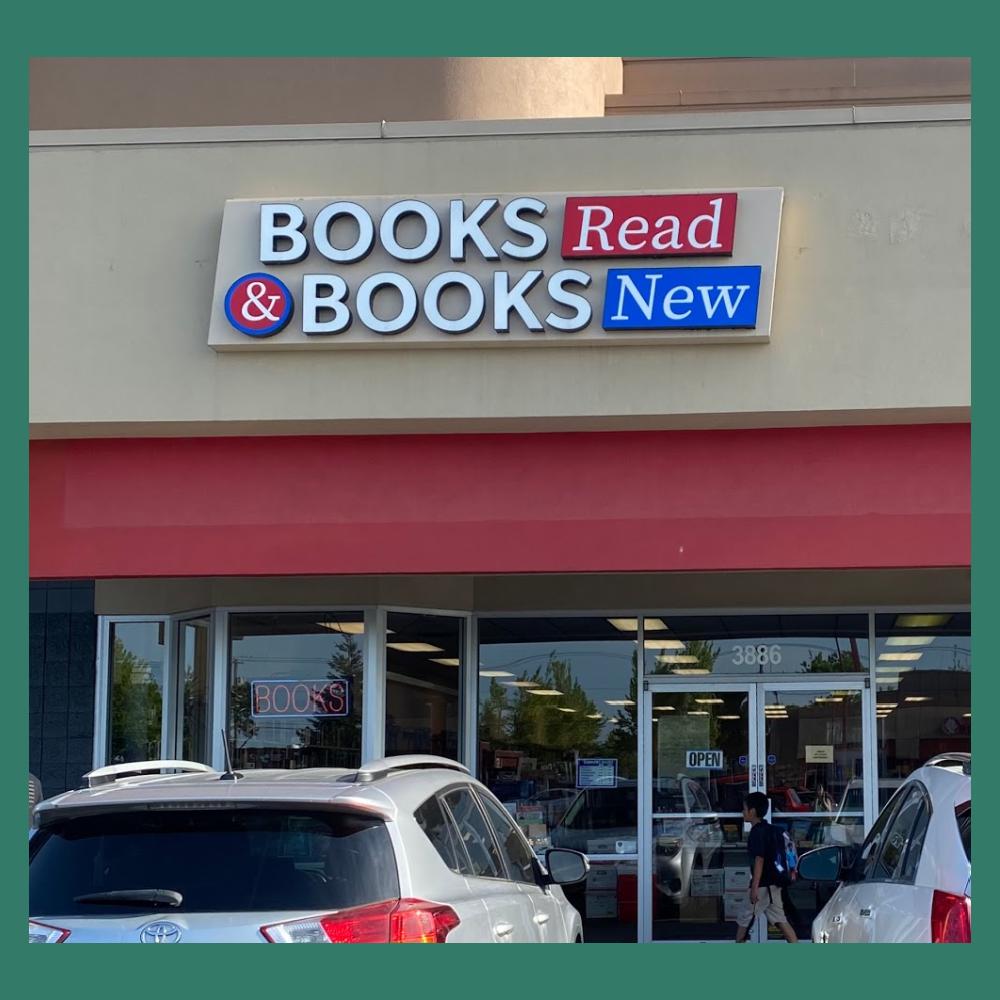 Books Read & Books New (Salem)