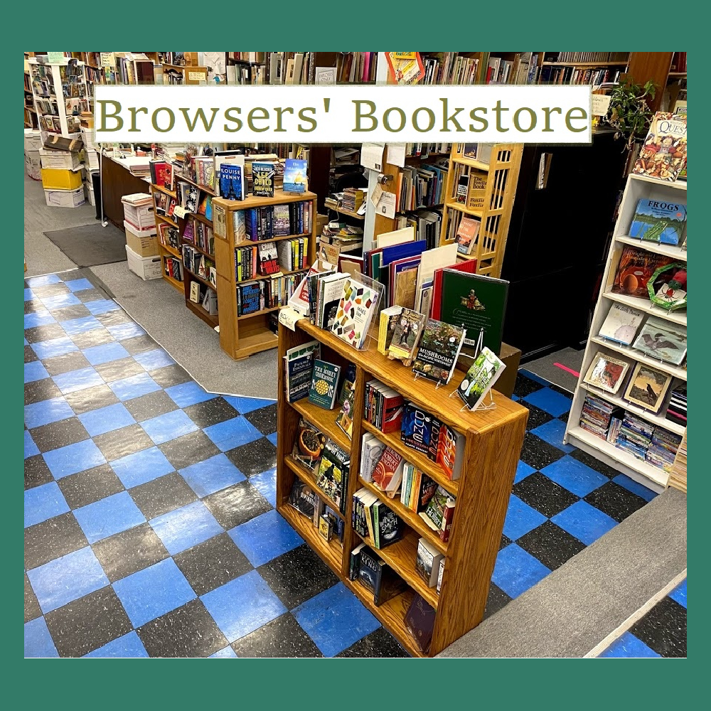 Browsers Bookstore (Corvallis & Albany)