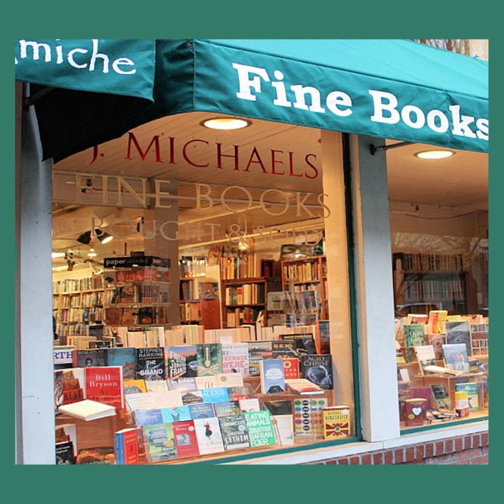 J Michaels Books (Eugene)